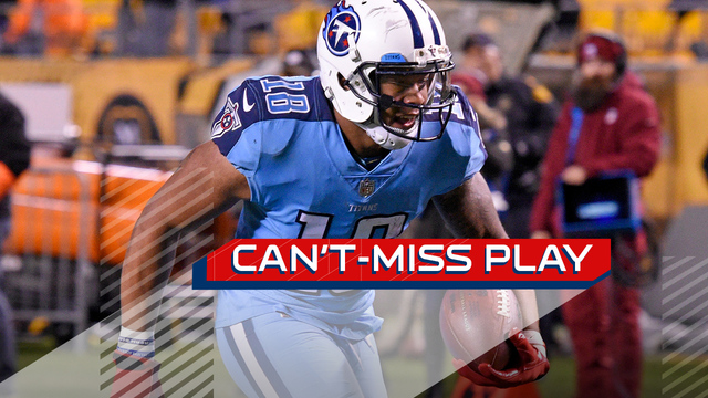 Can't-Miss Play: Tennessee Titans quarterback Marcus Mariota, wide receiver Rishard Matthews dial up 75-yard TD on first play of second half