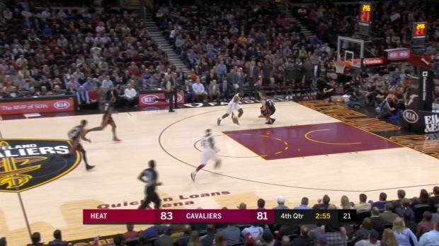 Assist of the Night: Dwyane Wade