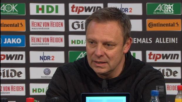 """Breitenreiter: """"BVB wird am Ende vor uns sein"""""""