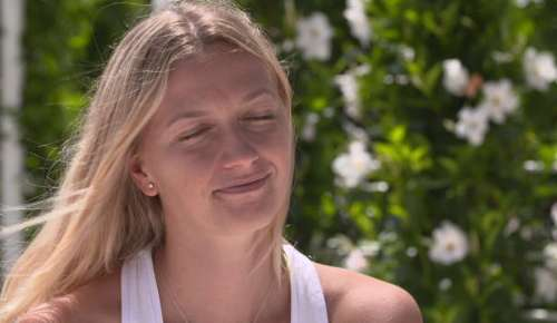 Kvitova Interview: WTA Rome Preview