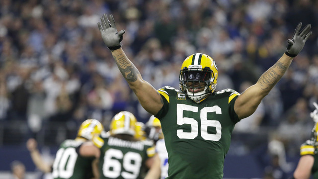 Julius Peppers highlights