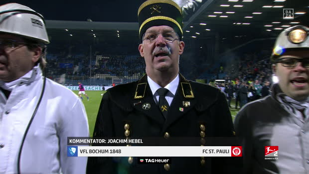 2. Bundesliga: VfL Bochum 1848 - FC St. Pauli | DAZN Highlights