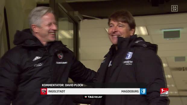 2. Bundesliga: FC Ingolstadt 04 - 1. FC Magdeburg | DAZN Highlights