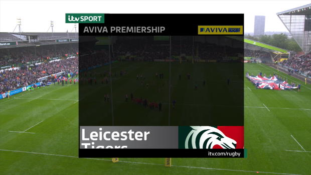 Aviva Premiership - Leicester Tigers v Wasps