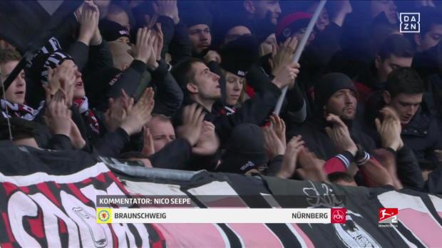Eintracht Braunschweig - 1. FC Nürnberg