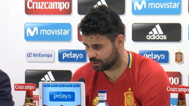 """WM-Quali: Wütend? Costa: """"Gerade bin ich ruhig"""""""
