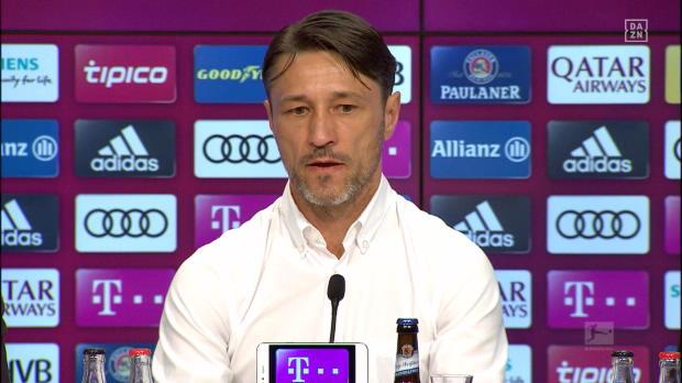 Kovac besorgt: So steht es um Pechvogel Tolisso