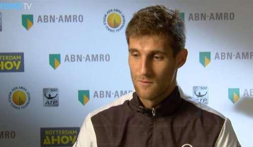 Klizan Interview: ATP Rotterdam QF