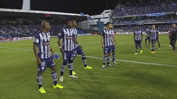 Un seul but a suffi au bonheur d'Emelec, vainqueur 1-0 jeudi des Brésiliens de Goias, en huitièmes de finale de la Copa Sudamericana.