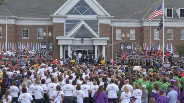 King James: Neue Schule für Kinder in Akron