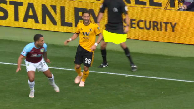 Premier League: Wolverhampton - Burnley | DAZN Highlights