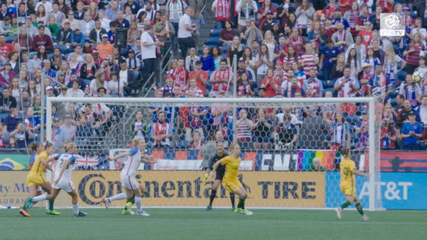 FFA TV   Matildas 'buzzing' after USA win