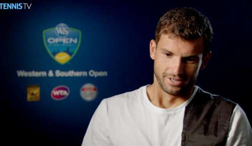 Dimitrov Interview: ATP Cincinnati QF