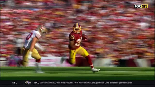 Chris Thompson highlights | Week 6