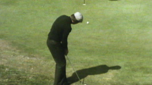 Gary Player short game tips: Short putting