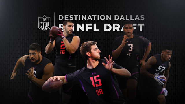 Destination Dallas, Ep. 3: Top prospects head to the combine