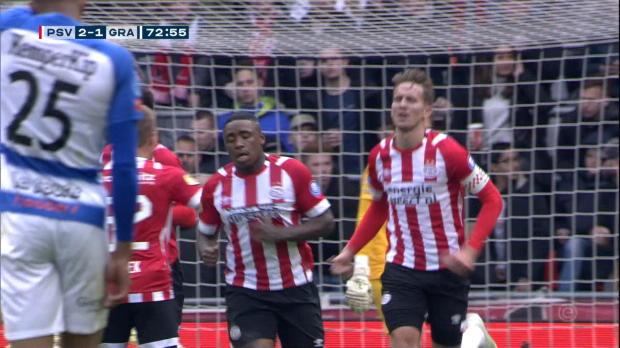 Pays-Bas - Le PSV ne lâche pas l'Ajax