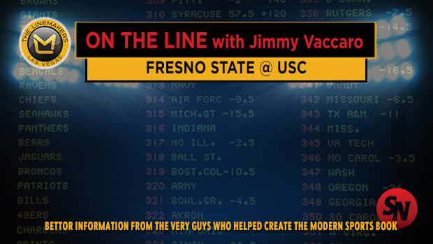 Jimmy V on Fresno State @ USC