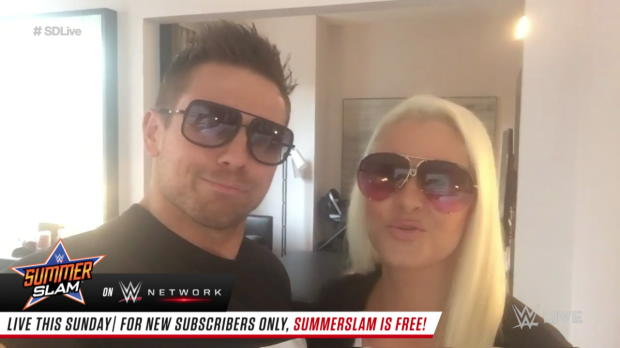 Miz & Mrs. has been renewed for a second season: SmackDown LIVE, Aug. 14, 2018