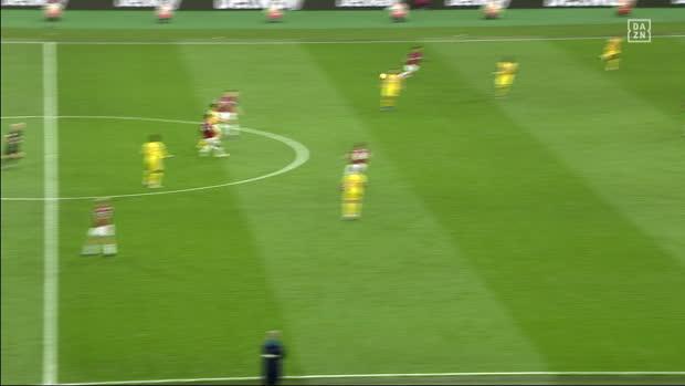Premier League: West Ham - Crystal Palace | DAZN Highlights