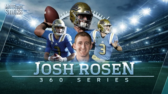 Move the Sticks: Best of Josh Rosen 360