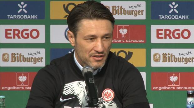 Kovac im Finale, aber nicht bei Kabinenparty?