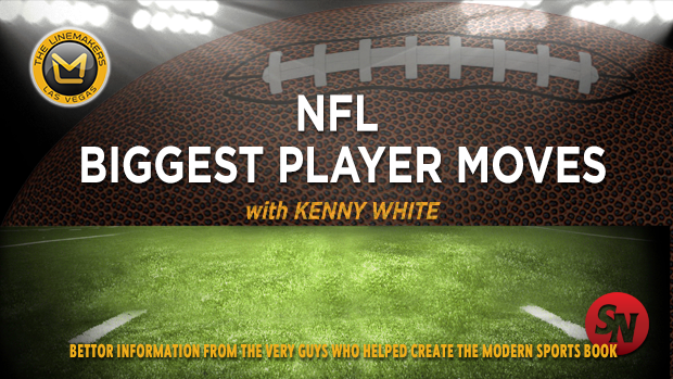 NFL Biggest Player Moves