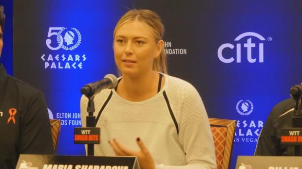 Sharapova: Es ist eine spezielle Rückkehr