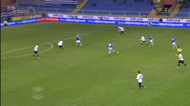 Serie A Round 25 : Sampdoria 0-0 Atalanta
