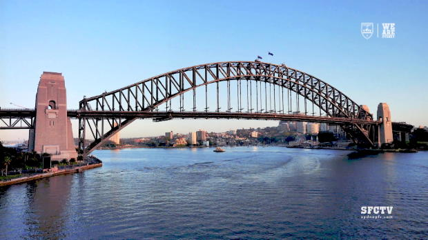 Sydney FC's New Logo And The Iconic City It Represents