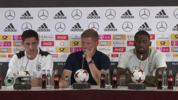 """Confed Cup: Stindl heiß: """"Sind gut gerüstet"""""""