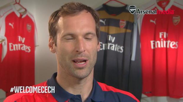 """Cech zu Arsenal: """"Schwierigste Entscheidung"""""""