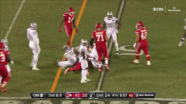 Kansas City Chiefs running back Kareem Hunt highlights | Week 7