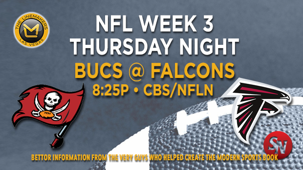 Tampa Bay Buccaneers @ Atlanta Falcons