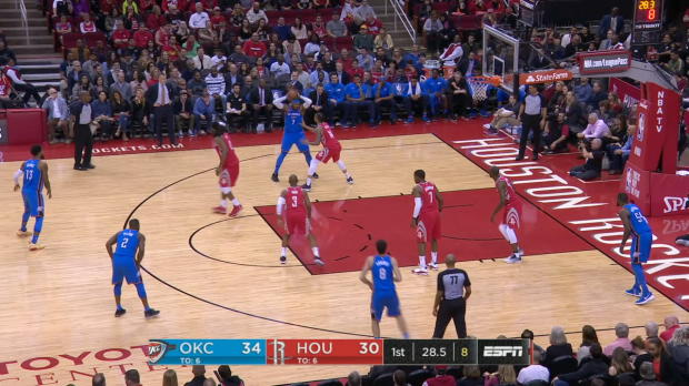 Dunk of the Night: Carmelo Anthony