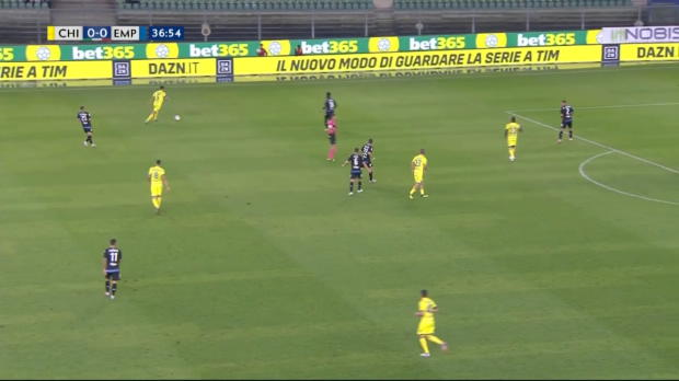 Serie A: Chievo Verona - Empoli | DAZN Highlights