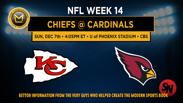 Kansas City Chiefs @ Arizona Cardinals
