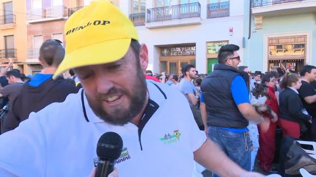 Moto GP - Los aficionados contentos por Lorenzo