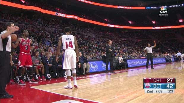 WSC: Jimmy Butler nets 32 points in loss to the pistons