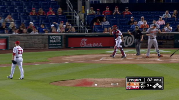 Kelley strikes out the side