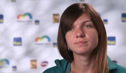 Halep Interview: WTA Miami 3R