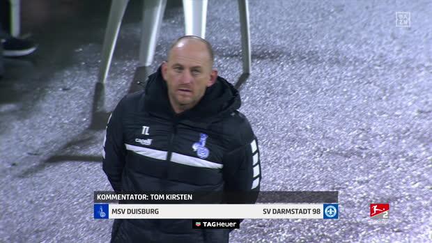 2. Bundesliga: MSV Duisburg - SV Darmstadt 98 | DAZN Highlights