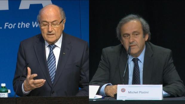 FIFA: Blatter und Platini: Einspruch abgelehnt