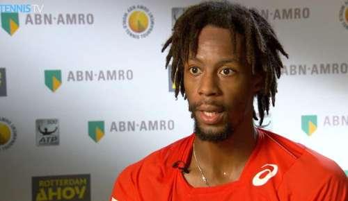 Monfils Interview: ATP Rotterdam 2R