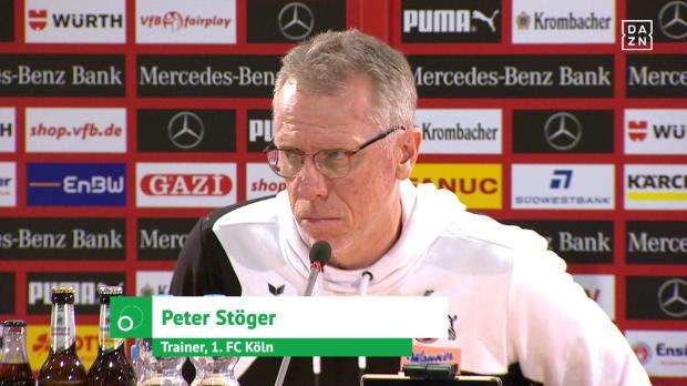 """Stöger bedient: Videobeweis? """"Keine Lust mehr"""""""