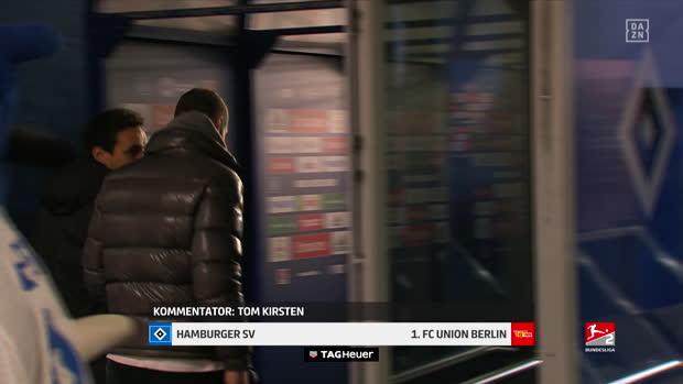 2. Bundesliga: Hamburger SV - 1. FC Union Berlin | DAZN Highlights