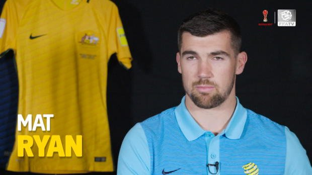 FFA TV | Socceroos' icy stitch-up