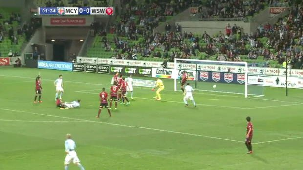 City import nets FFA Cup stunner