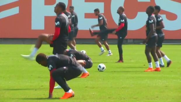 CdM 2018 - Le Pérou s'est entraîné sans Guerrero