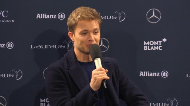 F1: Rosberg: So ist die Beziehung zu Hamilton